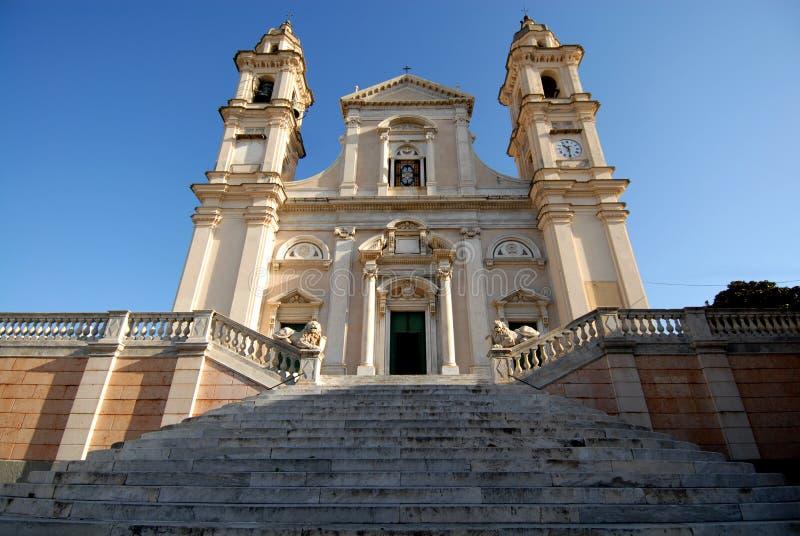 Iglesia de Santa Giulia fotos de archivo
