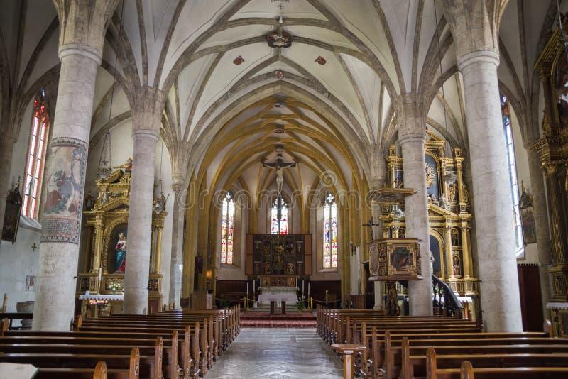 Iglesia de Santa Maria Assunta fotografía de archivo libre de regalías