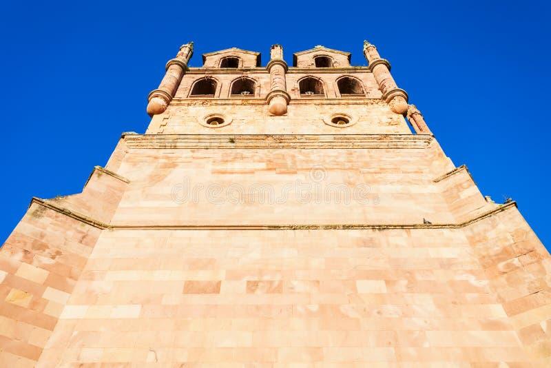 Iglesia de Santa Maria Los Angeles fotografía de archivo libre de regalías