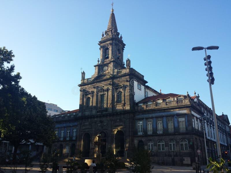 Iglesia de Santiago fotos de archivo
