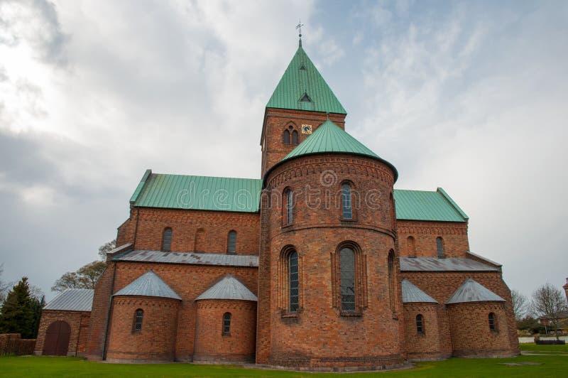 Download Iglesia De Sct Bendts En Dinamarca Foto de archivo - Imagen de pared, piedra: 100532296