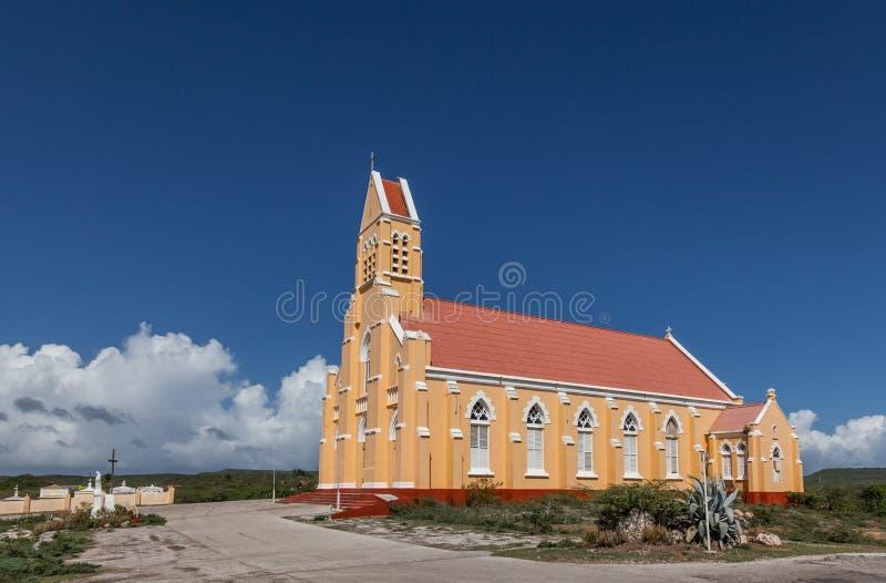 Iglesia de Sint Willibrordus fotos de archivo libres de regalías
