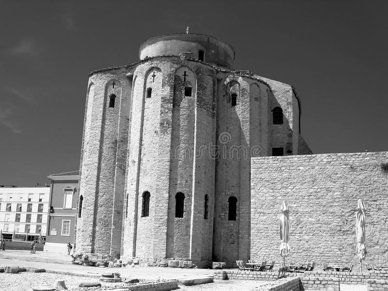 Iglesia de St Donatus imagen de archivo
