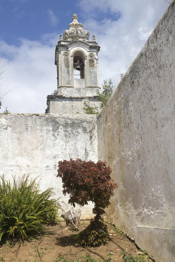 Iglesia de St Francis, Tavira, Portugal imágenes de archivo libres de regalías