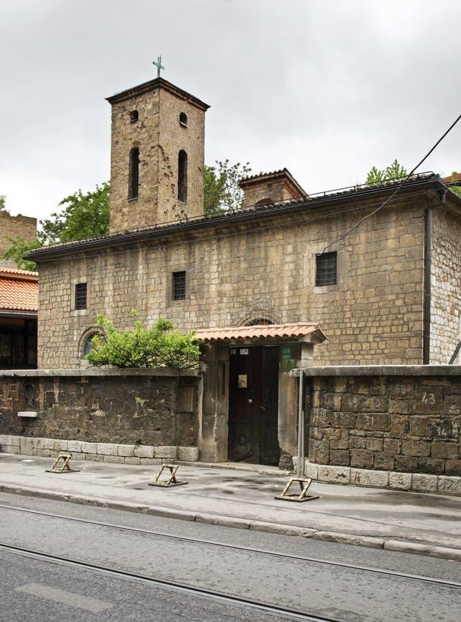 Iglesia de St Michael Archangel en Sarajevo Bosnia y Hercegovina imagen de archivo