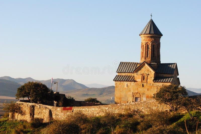 Iglesia De Tsugrugasheni (Georgia) Foto de archivo libre de regalías