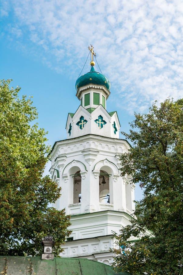 Iglesia de Vasilyevskaya foto de archivo libre de regalías