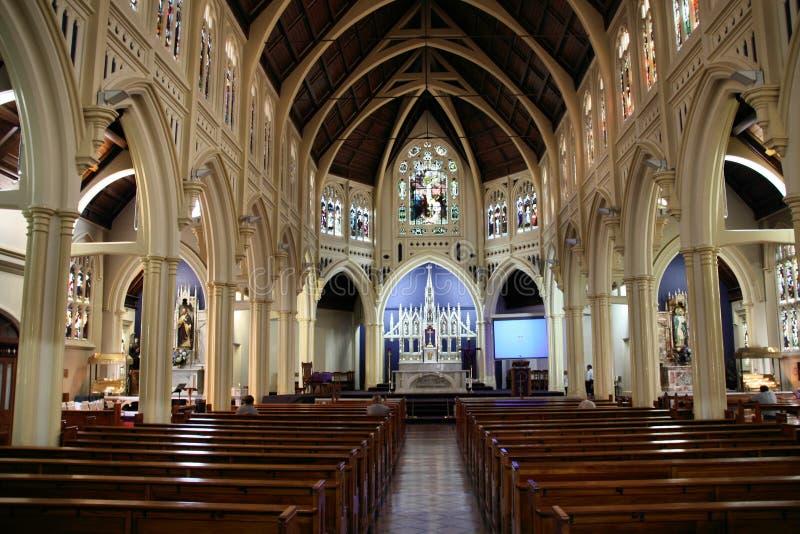 Iglesia de Wellington fotografía de archivo