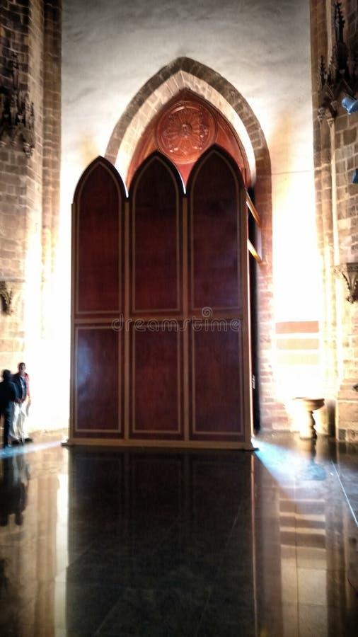 Iglesia de Zamora foto de archivo libre de regalías
