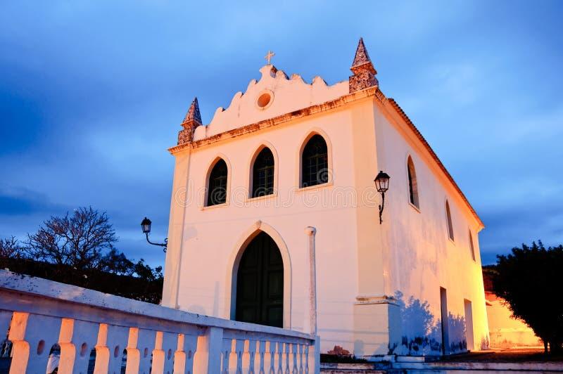 Iglesia del DOS Passos de Nosso Senhor imagenes de archivo