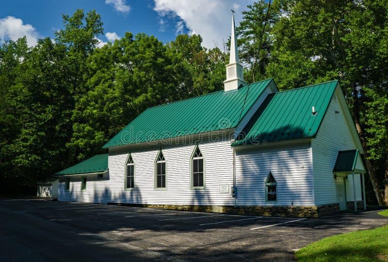 Iglesia del Evangelio de Jennings Creek imagen de archivo libre de regalías
