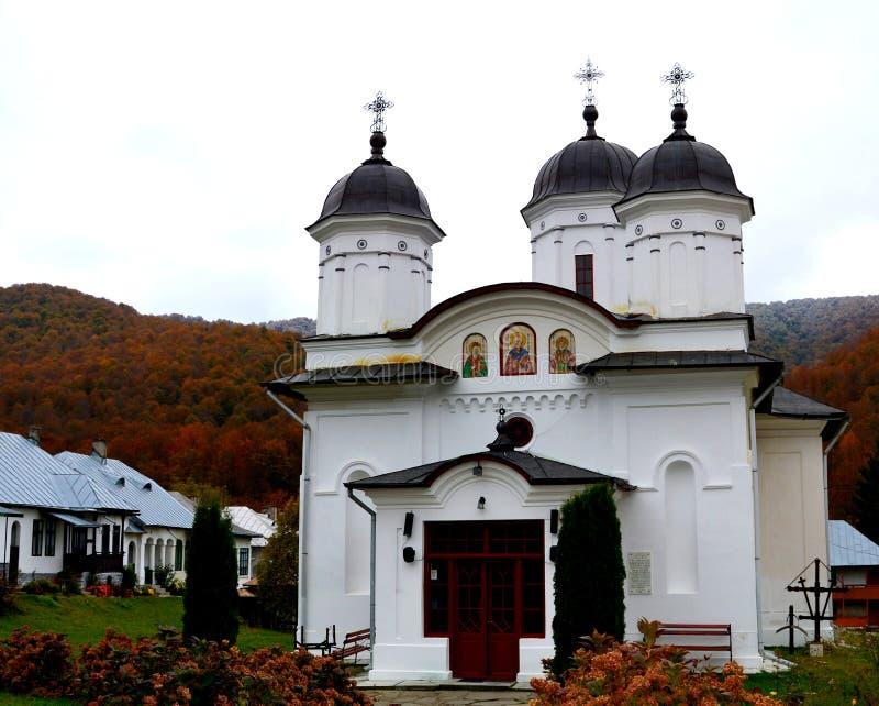 Iglesia del monasterio Suzana fotos de archivo libres de regalías