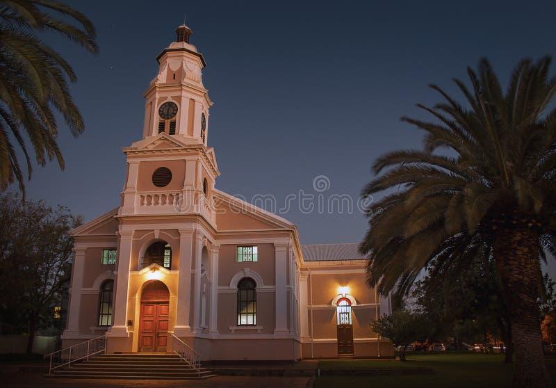 Iglesia del NG, Newton fotografía de archivo