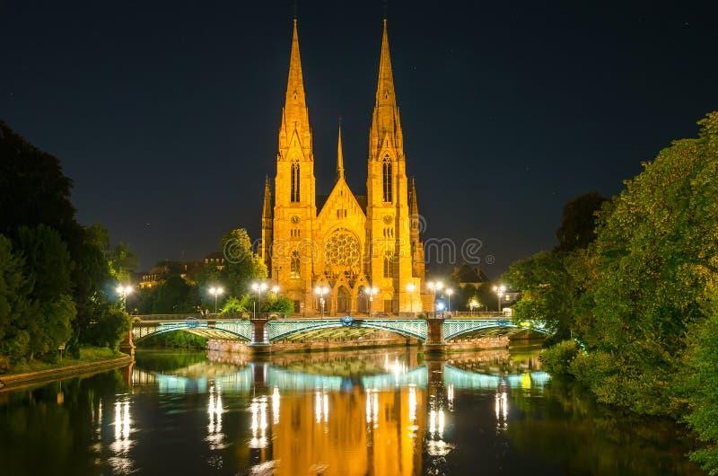 Iglesia del ` s de Saint Paul foto de archivo libre de regalías
