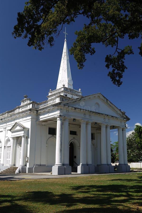 Iglesia del `s de San Jorge foto de archivo libre de regalías