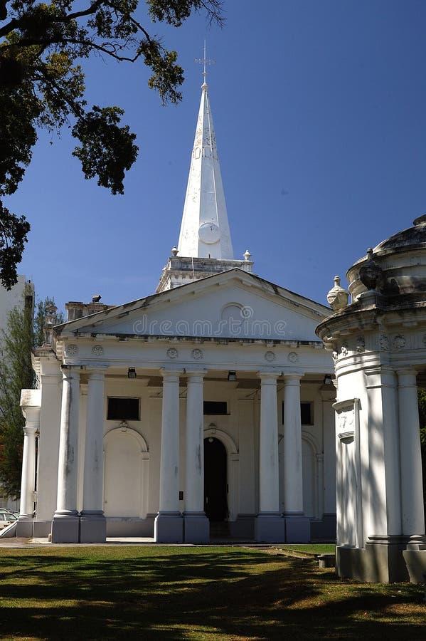 Iglesia del `s de San Jorge fotos de archivo libres de regalías