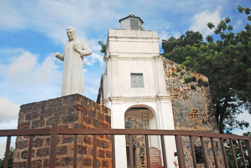 Iglesia del ` s de San Pablo imagenes de archivo
