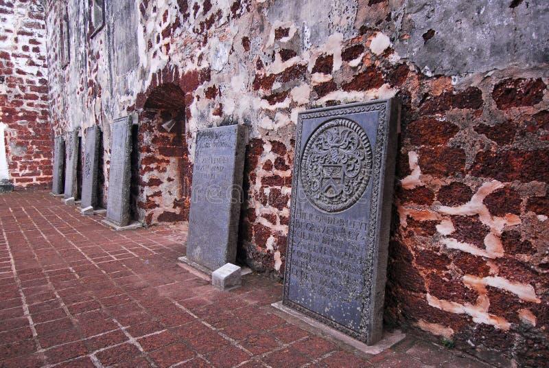 Iglesia del ` s de San Pablo fotos de archivo libres de regalías