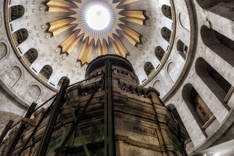 Iglesia del Santo Sepulcro imágenes de archivo libres de regalías