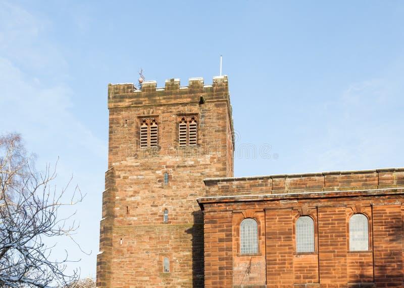 Iglesia del St Andrew imágenes de archivo libres de regalías