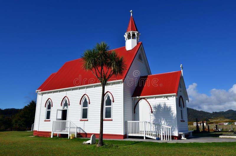 Iglesia del St. Barnabas imagen de archivo