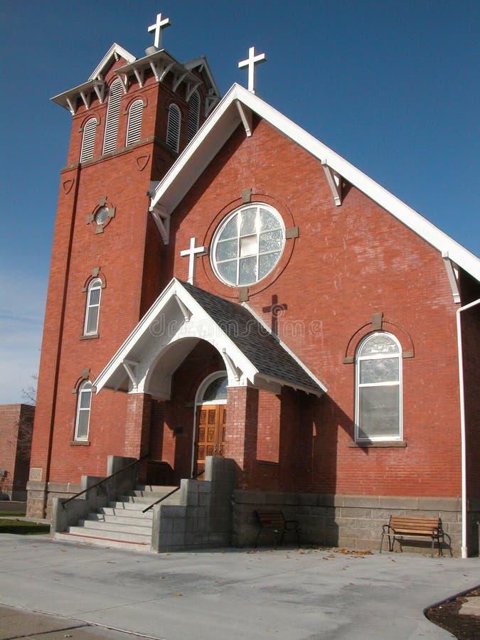 Iglesia del St Inés fotos de archivo