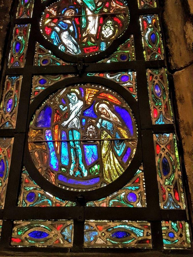 Iglesia del St Juana de Arco imagen de archivo libre de regalías