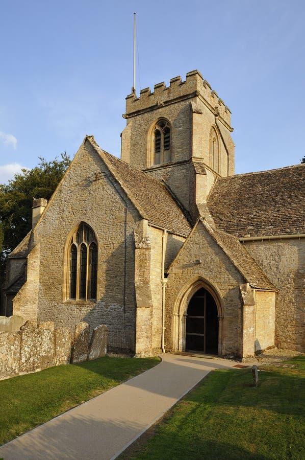 Iglesia del St. Kenelm imagen de archivo