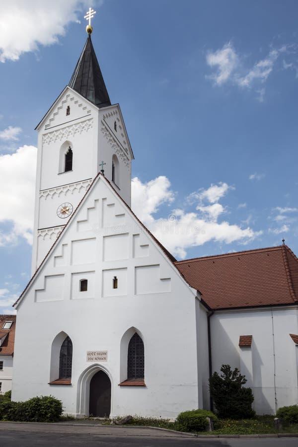 Iglesia del St. Leonhard imágenes de archivo libres de regalías