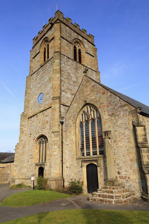 Iglesia del St Marys imagen de archivo libre de regalías
