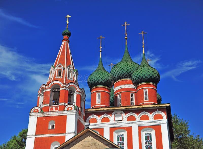 Iglesia del St Michael Archangel imagen de archivo