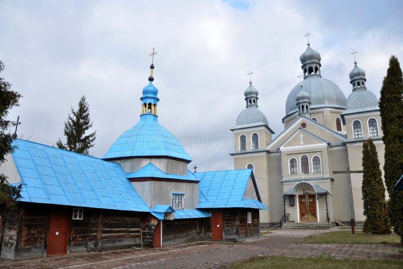 Iglesia del Trinity_3 santo fotos de archivo libres de regalías