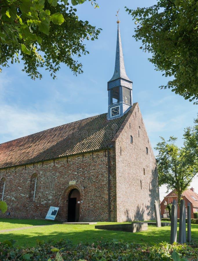 Download Iglesia en Niehove foto de archivo editorial. Imagen de religión - 44854488