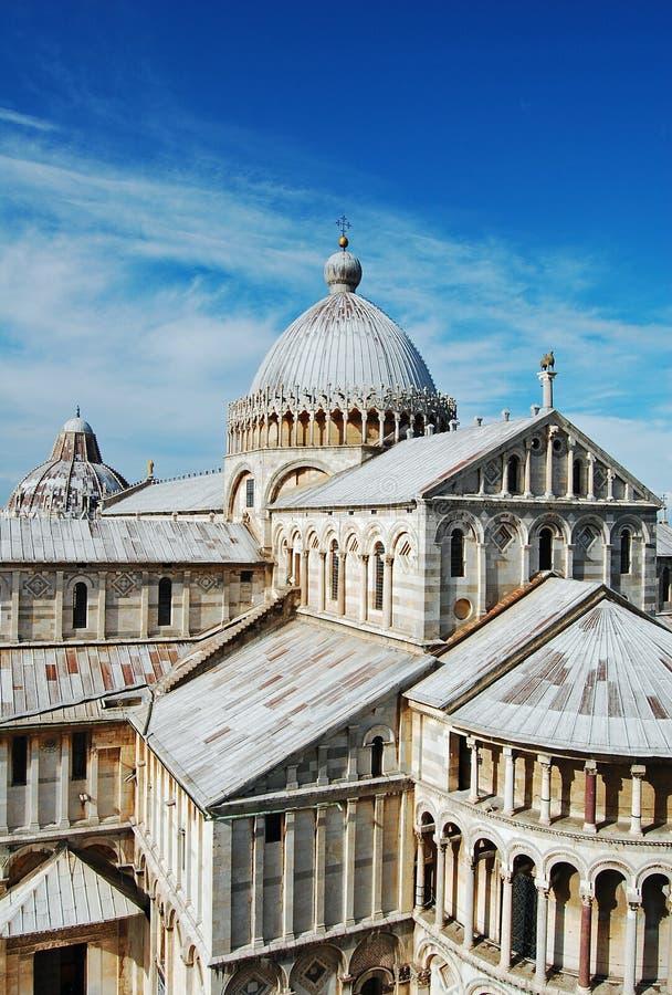 Iglesia en Pisa imagenes de archivo