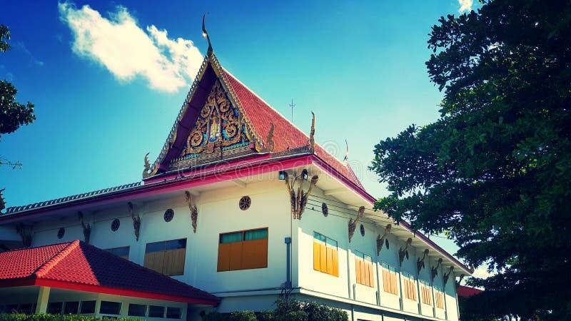 Iglesia en templo fotos de archivo