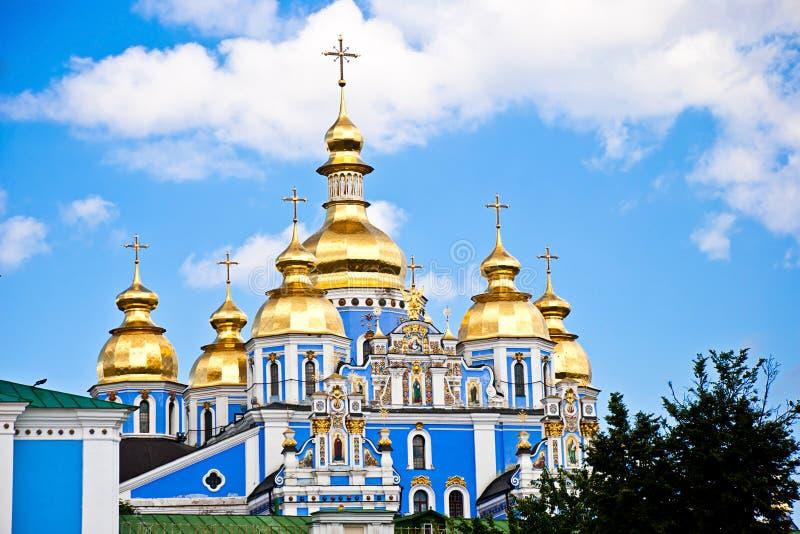 Iglesia en Ucrania foto de archivo libre de regalías