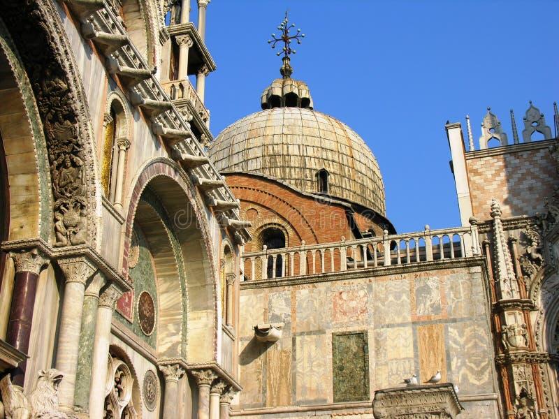 Iglesia en Venecia fotos de archivo libres de regalías