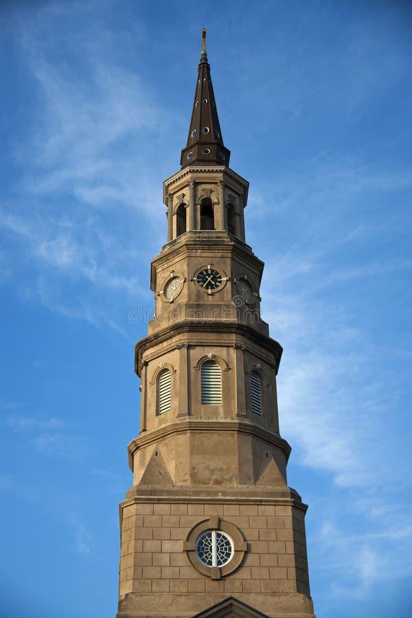 Iglesia episcopal del St. Philip imagen de archivo libre de regalías