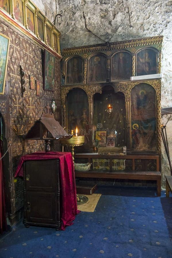 Iglesia etíope foto de archivo libre de regalías