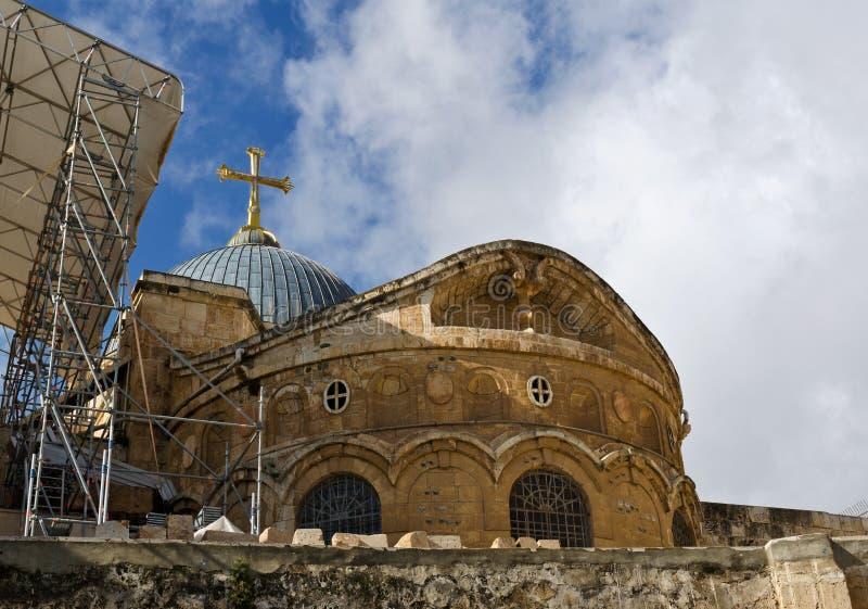 Iglesia etíope fotografía de archivo