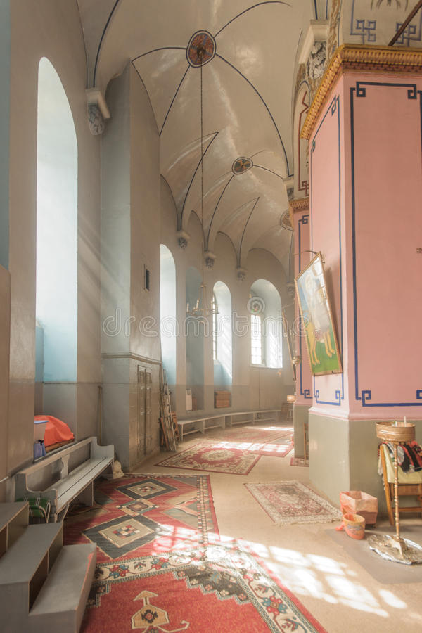 Iglesia etíope fotos de archivo