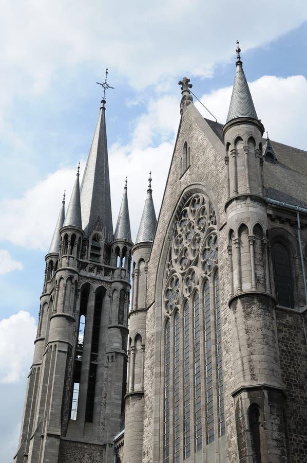 Iglesia gótica imagen de archivo libre de regalías