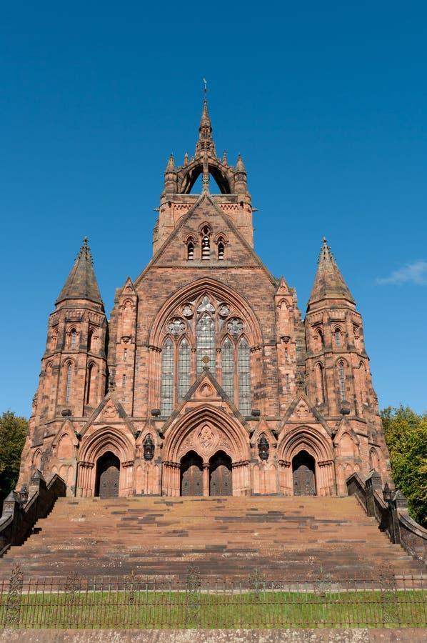 Iglesia hermosa en Paisley, Escocia fotos de archivo libres de regalías