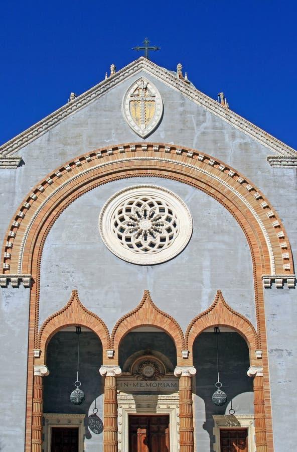Iglesia hermosa en St Augustine la Florida imagenes de archivo