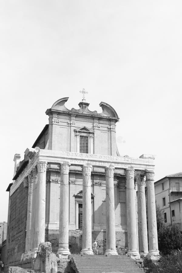 Iglesia histórica, Italia imagen de archivo libre de regalías