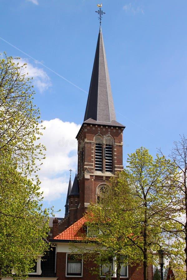 Iglesia, Holanda imágenes de archivo libres de regalías