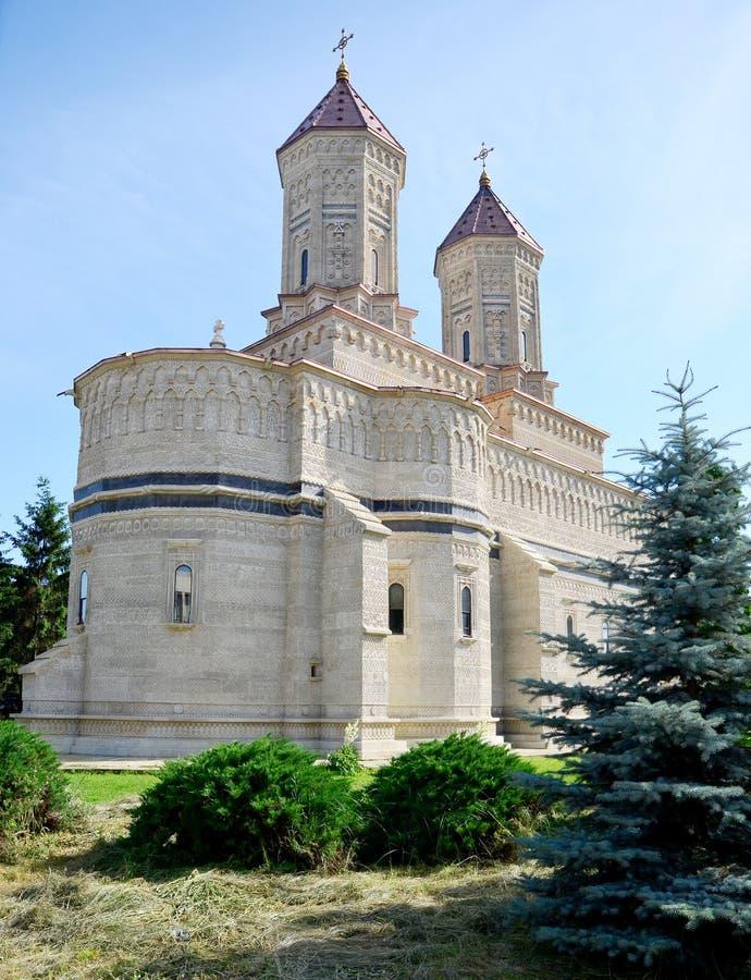 Iglesia Iasi de tres jerarcas fotografía de archivo libre de regalías