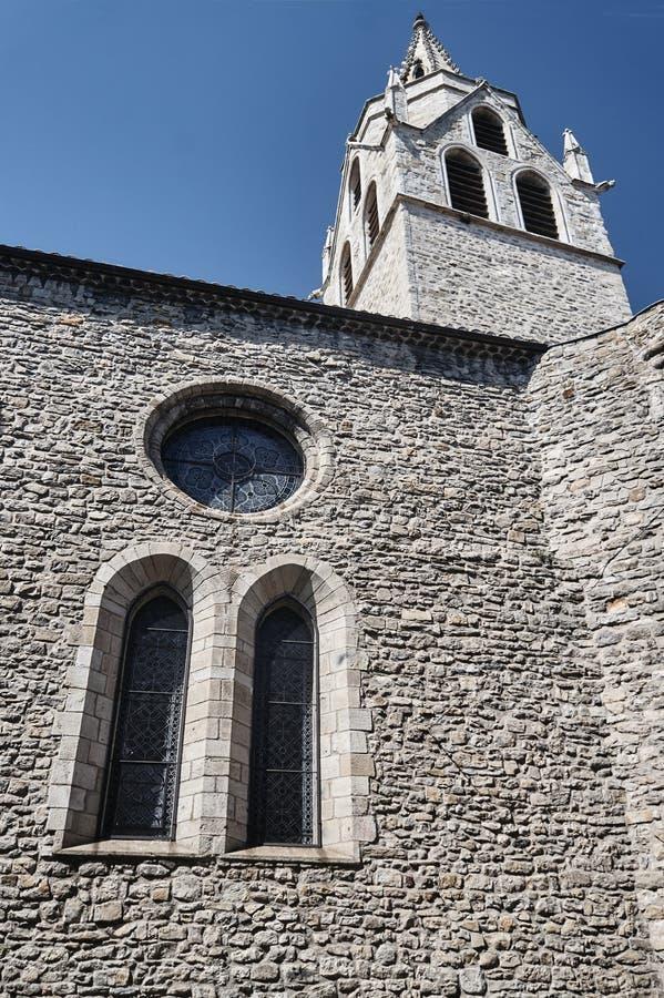 Iglesia medieval de nuestra señora fotos de archivo libres de regalías