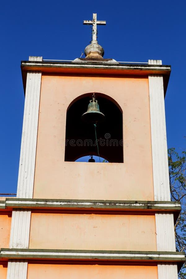 Iglesia nicaragüense foto de archivo