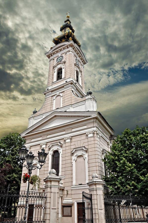 Download Iglesia ortodoxa imagen de archivo. Imagen de torre, europa - 41906129